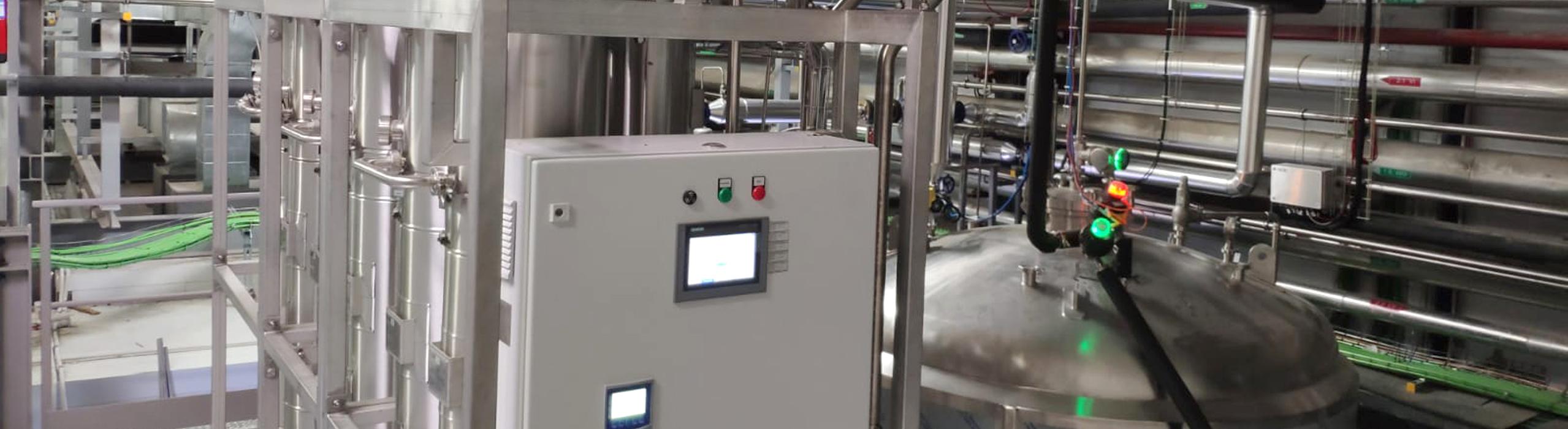 Imagen de una instalación de CIFA Instalaciones para la industria farmacéutica